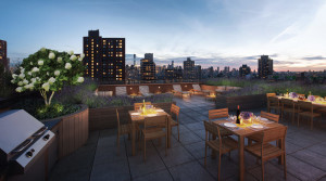 Rooftop Sotheby's New York City real estate - Brand New - 200 East 94th Street, New York NY Condominium