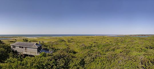 South East View from Beach House